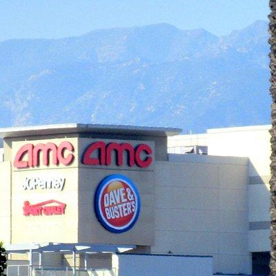 AMC Santa Anita 16, Baldwin Avenue, Arcadia, Ca