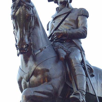 George Washington Statue (1)