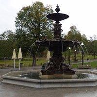 Brewer Fountain