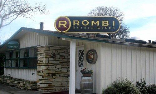 Rombei Carmel Valley Vineyard, Carmel Valley, Ca