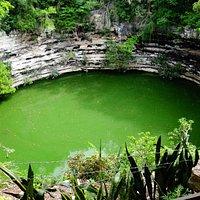 Verde cenote