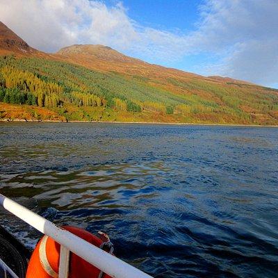 Leaving Isle of Skye