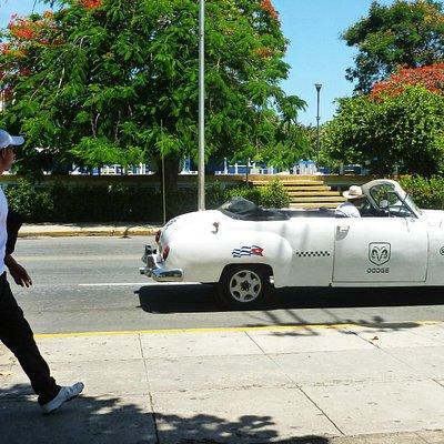 Taxi antiguo....
