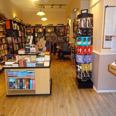Prospero's Books & Caliban's Coffee