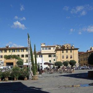 Piazza del Carmine, Firenze