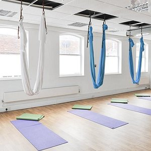 Glow Zone - Aerial and Hot Yoga
