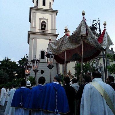 Uno dei momenti più solenni dell'anno: il Corpus Domini!