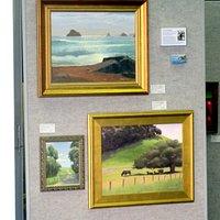 Salinas Valley Art Gallery, Main Street, Salinas, Ca