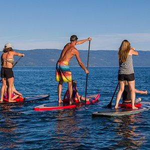 Paddle Flathead Lake