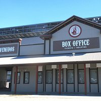 Box Office for Rodeo, Salinas Sports Complex, Salinas, CA