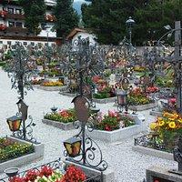 Friedhof/Graveyard Alpbach