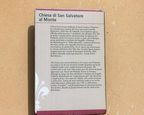 Базилика Сан Сальваторе аль Монте.