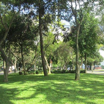 Avenida La Reforma, Cd. de Guatemala
