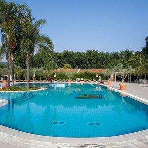 The Pool at the Villaggio Vascellero Club Resort