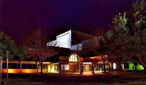 Irving Arts Center's Carpenter Hall
