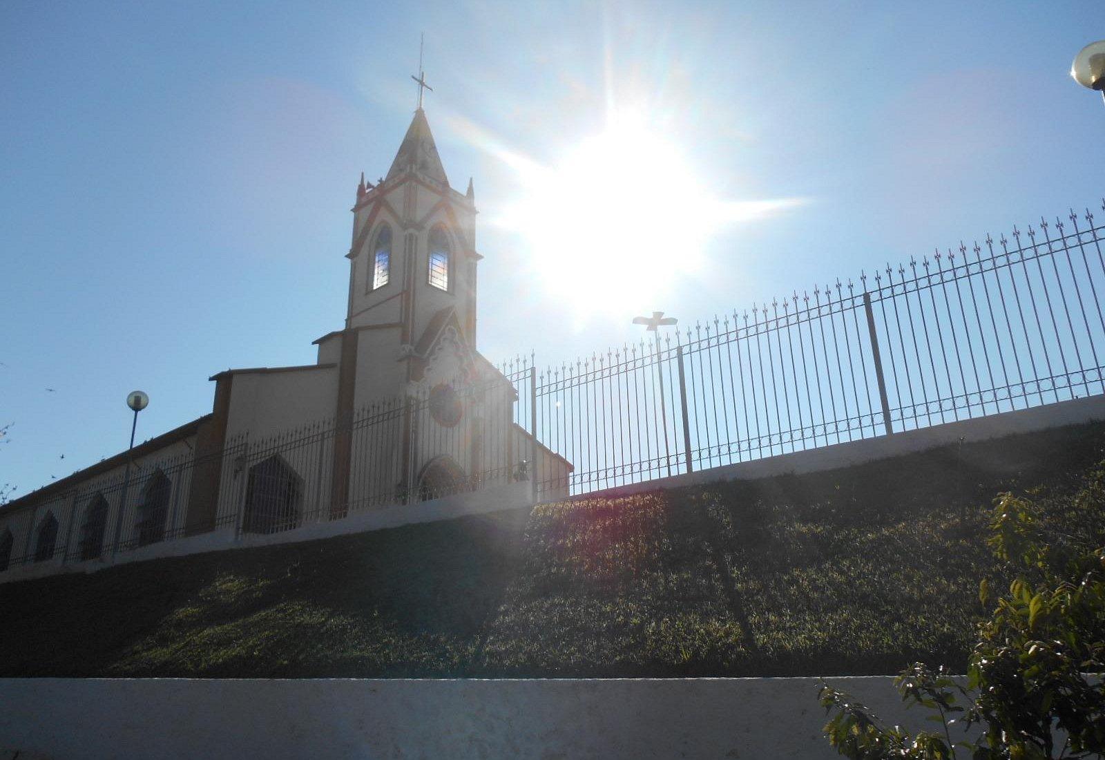 São Vicente de Minas é uma pequenina e encantadora cidade.