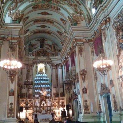 Igreja de São José no centro do Rio de Janeiro