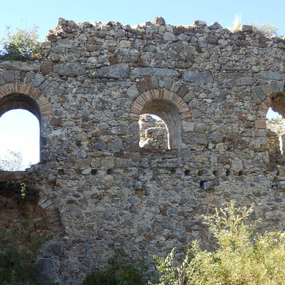 Syedra Castle