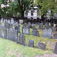King's Chapel Burial Ground - Freedom Trail