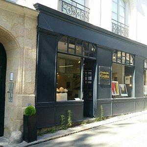 4 Rue Fenelon avec le plus vieux mascaron de la ville de Nantes