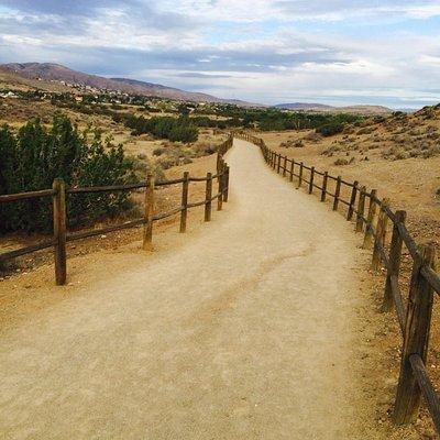 Barrell Springs Trail
