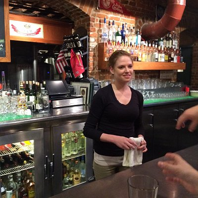 Love Morgan street on Thursday. Kalee is a great bartender. Best one we've got in the 5 bars we'