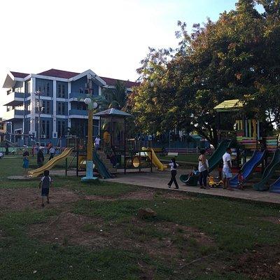 Parque Reyes