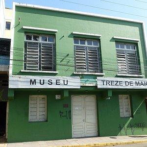 Museu Treze de Maio Afro Brasileiro - Santa Maria, Rio Grande do Sul