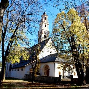 Il complesso della Chiesa