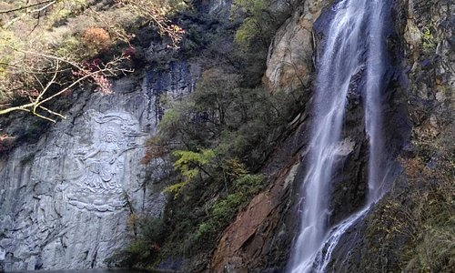Waterfall - one of many