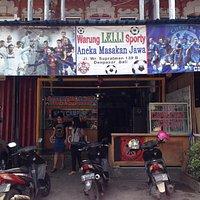 Warung Lelli Sporty, Denpasar