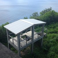 The Gallows at the fort in St Vincent