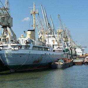 Hafenmuseum Hamburg - Bleichen