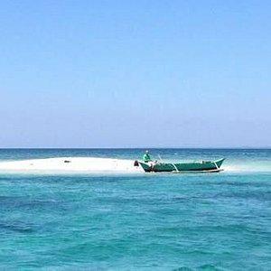 Sinking Island of Dasol Pangasinan