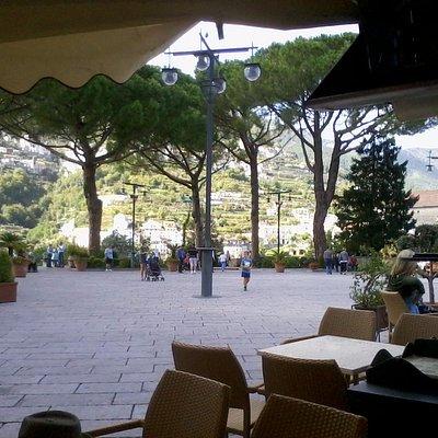 Vista desde Il Panini hacia la montaña