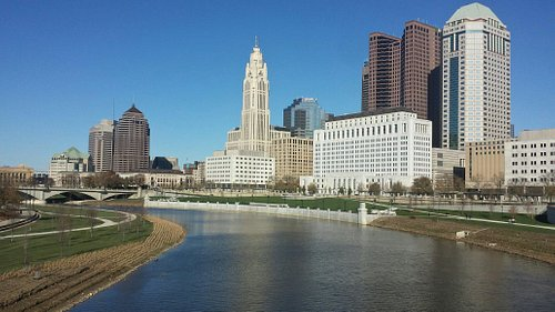 Columbus downtown