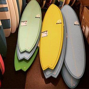 Salty Dog Surf Shop, Ormond Beach