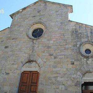 Pieve di santa Maria Assunta a Montemignaio