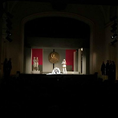 """Mozart's """"Apollo et Hyacinthus"""" performance in October"""