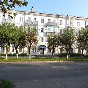 Музей в Кирово-Чепецке на пр. Мира, 3