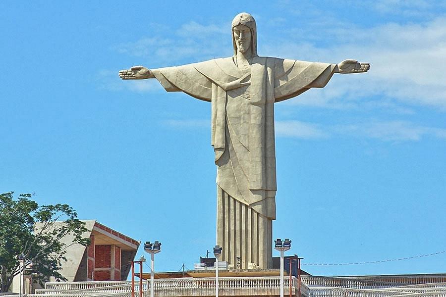 Cristo Redentor de Muriaé MG
