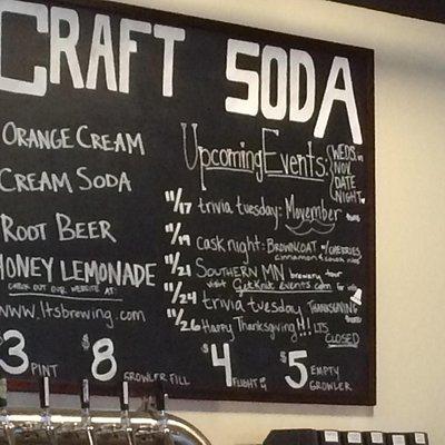 Craft beer & craft soda
