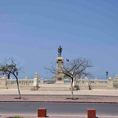 Rodrigo de Bastidas Square