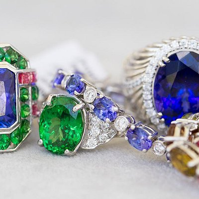 A group shot of some of our jewellery