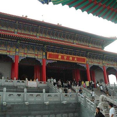สถาปัตกรรมแบบจีน