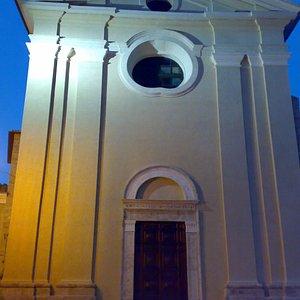 San Lorenzo di notte