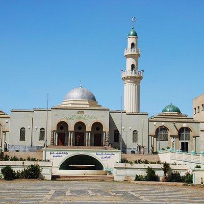 Asmara, la Moschea