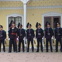 Para penjaga