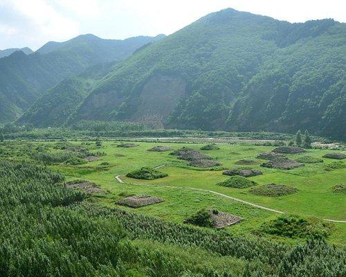 Wandu Mountain Fortress, Ji'an City, Jilin Province