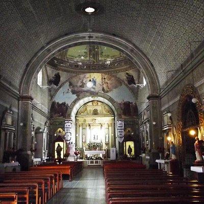Nave of La Asunción de Nuestra Señora